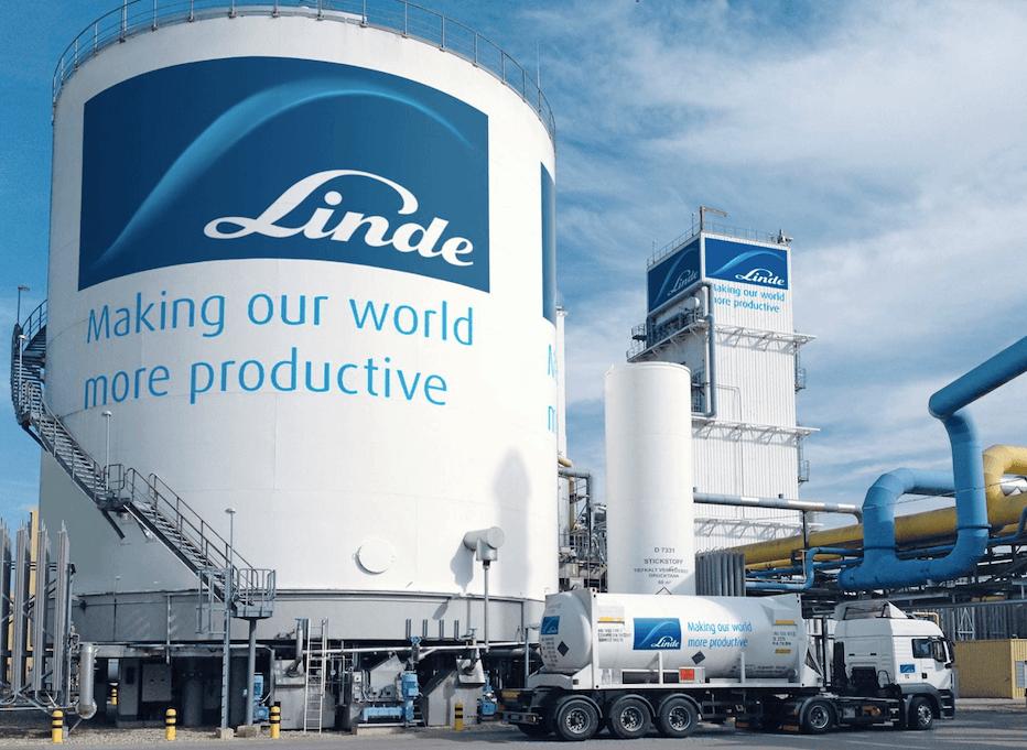 Linde stellt Pläne für neues Wasserstoffwerk in Deutschland vor