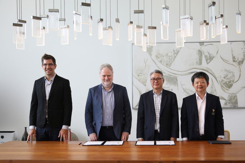 enapter-egat agreement signing