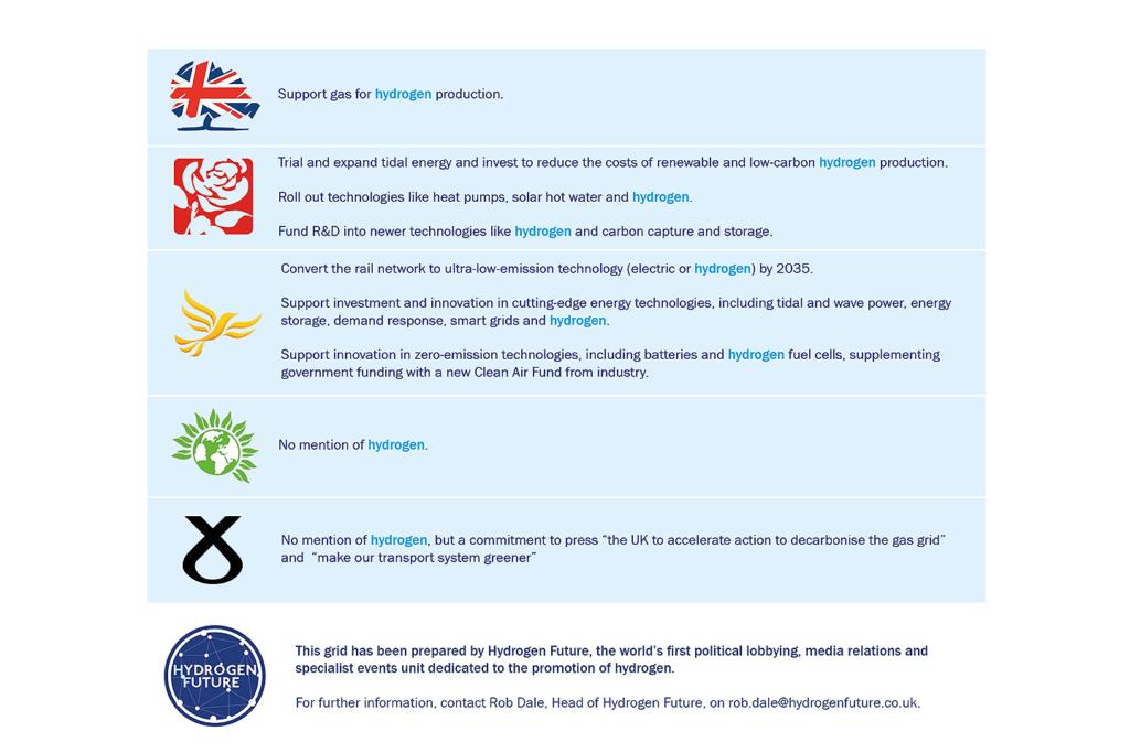 hydrogen future manifesto analysis