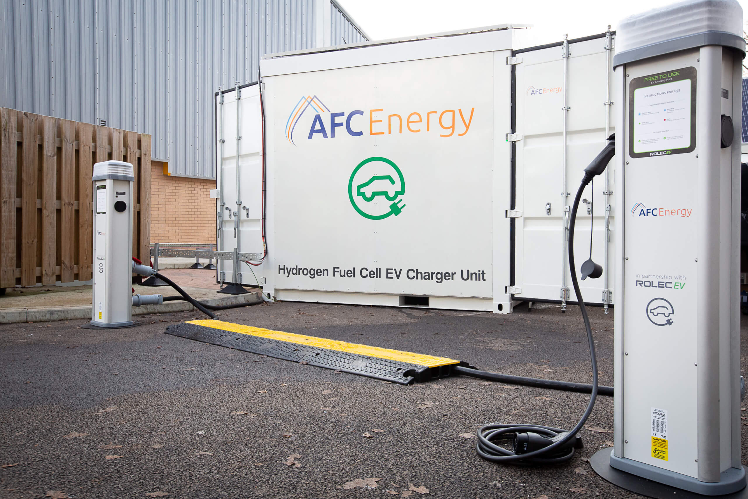 AFC Energy und Ricardo entwickeln globale Anwendungen für die Stromerzeugung mit Wasserstoff