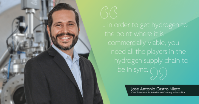 Ad Astra: Decarbonising Costa Rica's transportation sector
