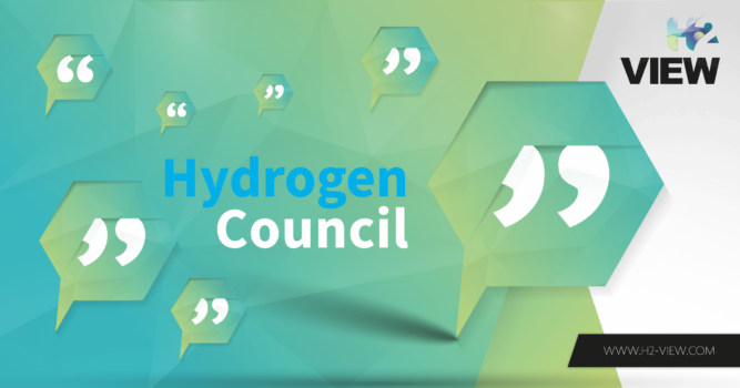 What they said about the Hydrogen Council