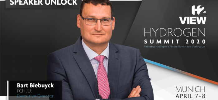 FCH JU to share insights at H2 View Hydrogen Summit