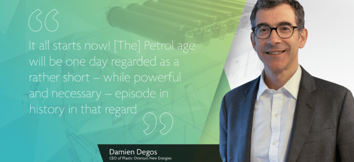 Exclusive: The petrol age will be regarded as a short episode