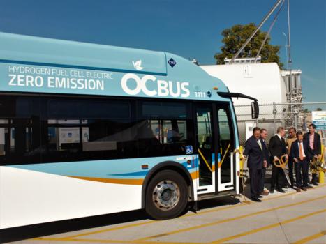 OCTA unveils US' largest hydrogen station