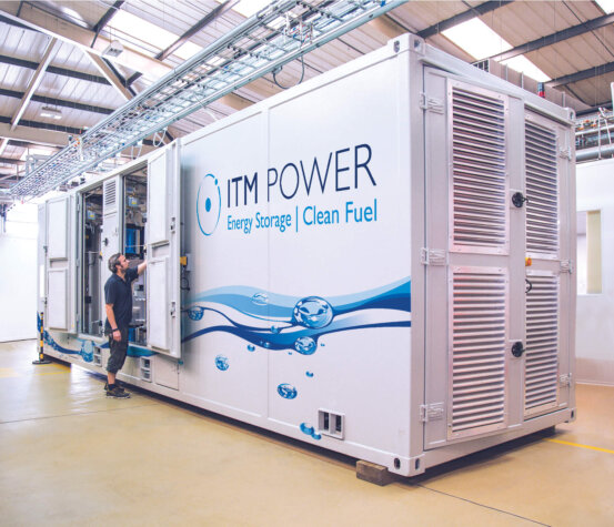 ITM Power electrolyser order book up 131% in 12 months; plans in the pipeline for second GW-scale facility