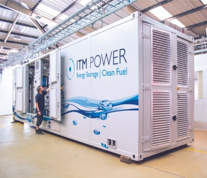 Exclusive: Green hydrogen can help decarbonise industry, says ITM Linde Electrolysis