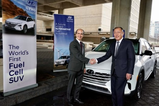 Hyundai expands partnership with Department of Energy