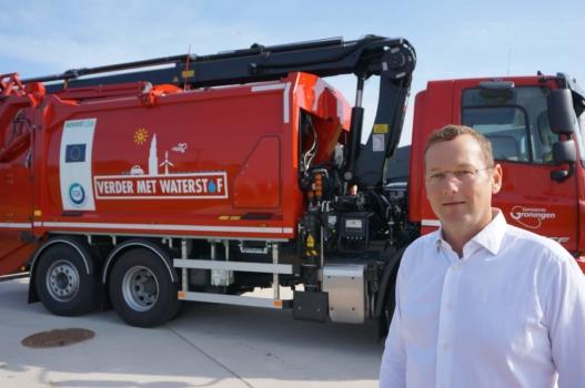 E-Trucks Europe CEO talks REVIVE project