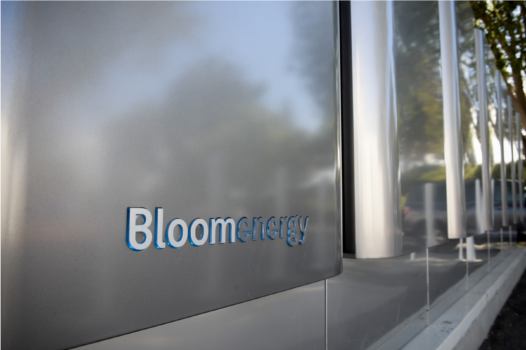 Bloom Energy to deploy hydrogen-powered energy servers