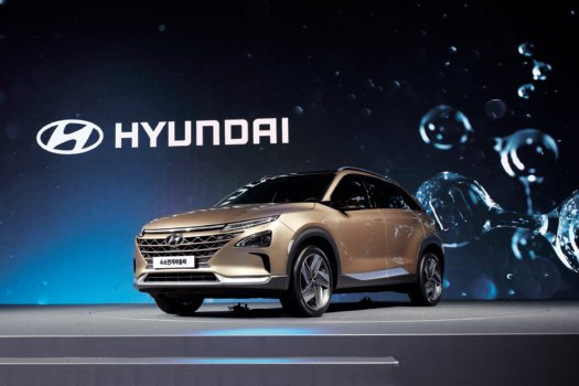Hyundai launches 'HTWO' brand in bid to grow hydrogen ecosystem