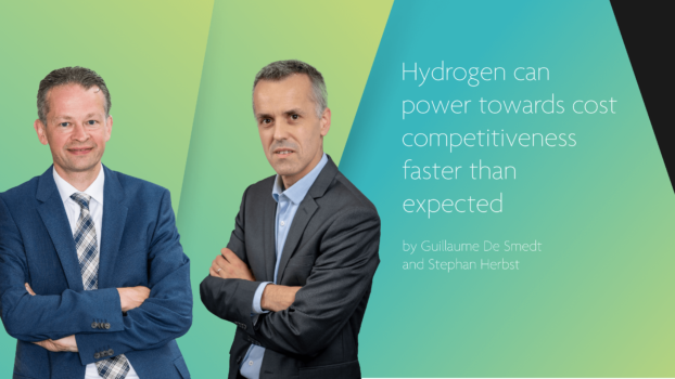 Hydrogen can power towards cost competitiveness faster than expected