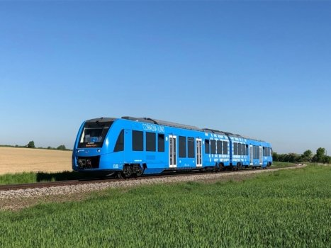 Coradia iLint successfully completes testing in the Netherlands