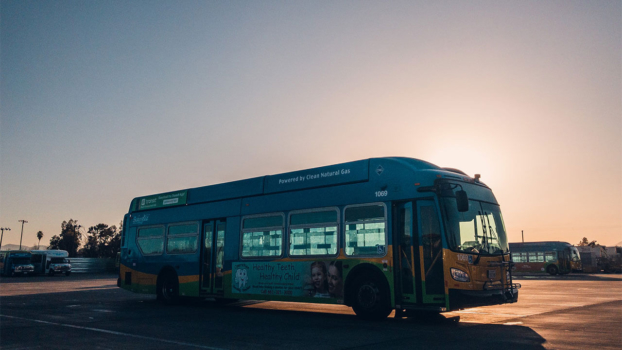 Five more hydrogen buses for California