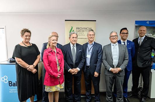 South Taranaki hydrogen facility boosted by gov funding