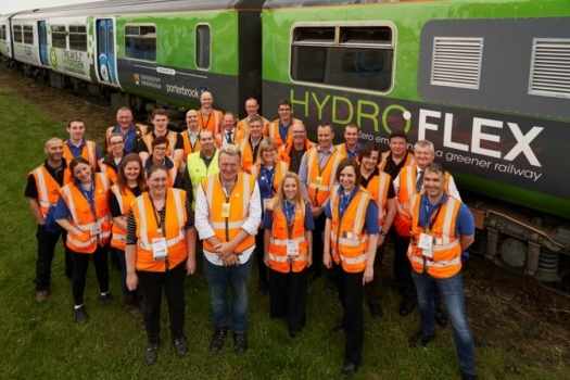 BCRRE recognised for its HydroFlex work