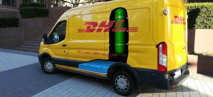 DHL: 5 reasons why hydrogen is the future