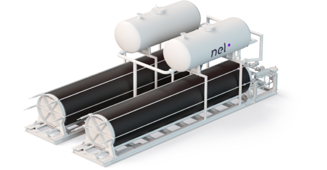 Nel launches electrolyser