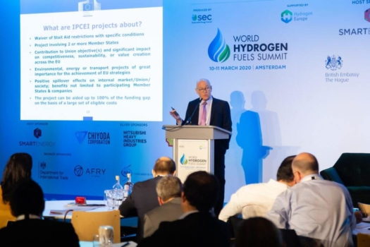 Highlights from the World Hydrogen Fuels Summit