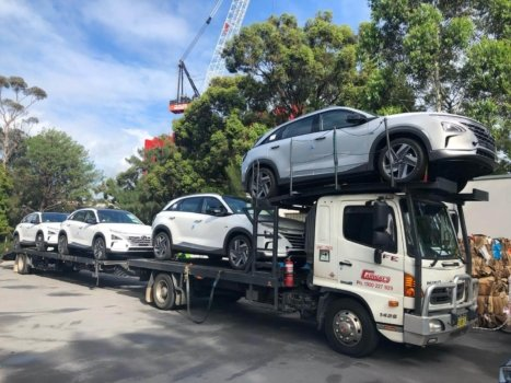 Hyundai receives biggest delivery of its NEXO
