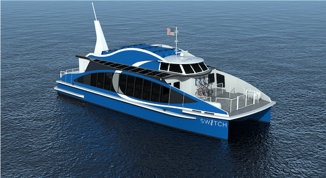 AAM to complete construction of hydrogen ferry