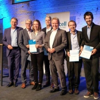 f-cell Award 2020 open for applications