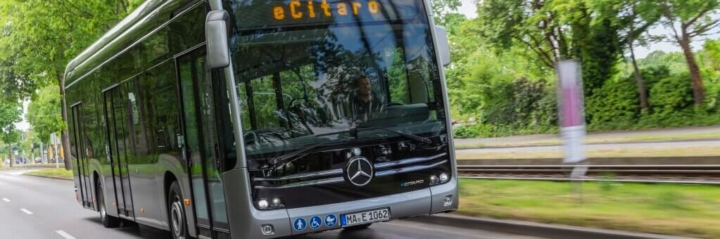 Mercedes-Benz bus to feature fuel cell technology
