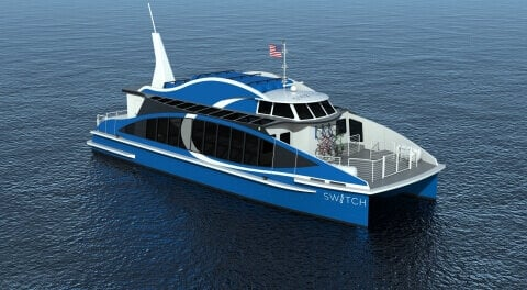 Cummins fuel cells to power North America's first commercial hydrogen-powered ferry