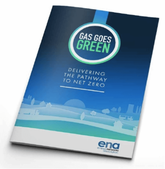 Gas Goes Green: The network plan to deliver net zero