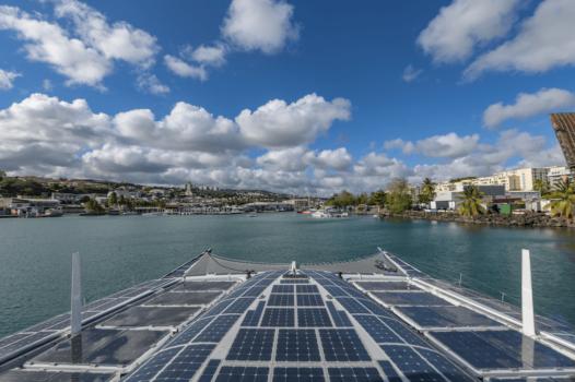 Energy Observer arrives in the Caribbean