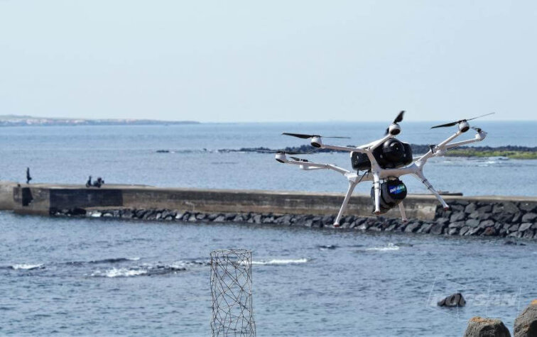 Doosan Mobility hydrogen drones enter the European market