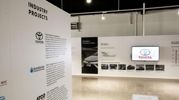 Toyota unveils Australian Hydrogen Centre progress