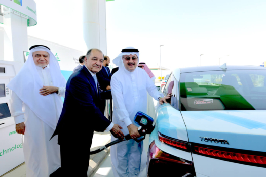 $5bn green hydrogen-based ammonia facility to be constructed in Saudi Arabia
