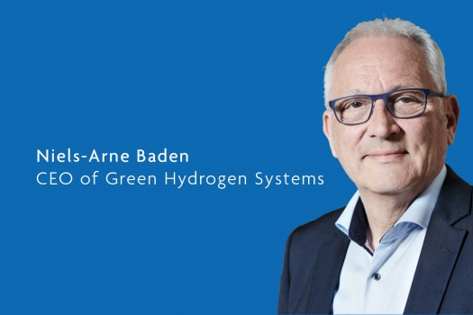 Take 5: An interview with… Niels-Arne Baden, CEO of Green Hydrogen Systems