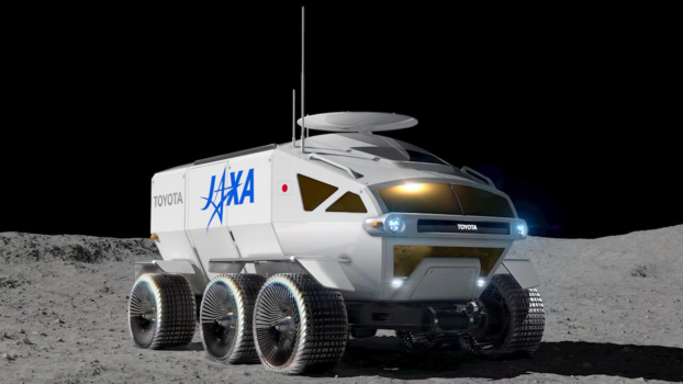 JAXA and Toyota nicknames fuel cell-powered Moon rover