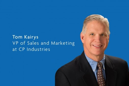 Take 5: An interview with… Tom Kairys, VP of Sales and Marketing at CP Industries