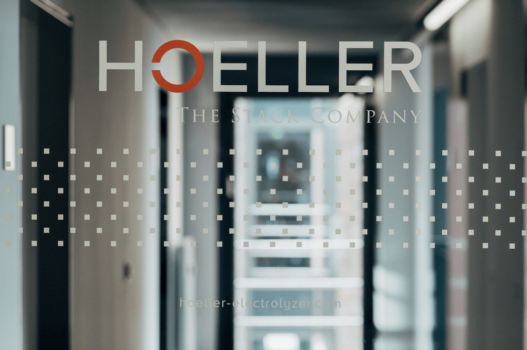 Hoeller Electrolyzer: Green hydrogen for less than €4/kg