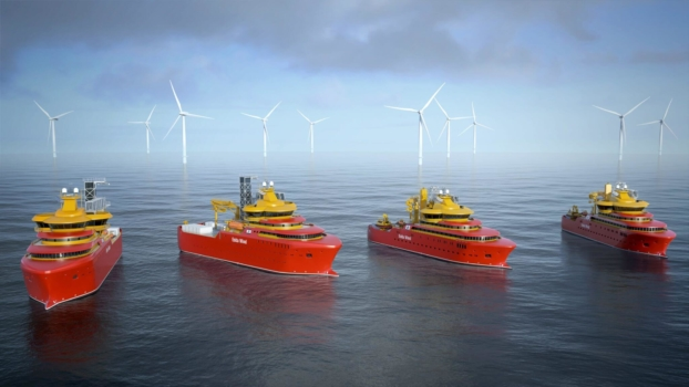 Edda Wind signs contracts for hydrogen ready vessels