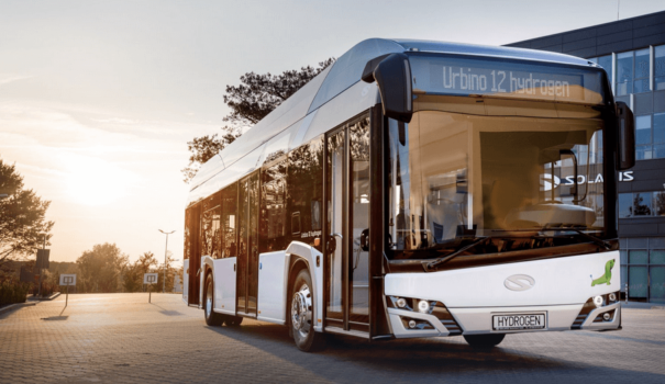 Ballard technology to power 20 hydrogen buses set for South Holland