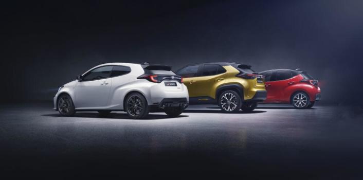 Toyota celebrates hybrid vehicle sales