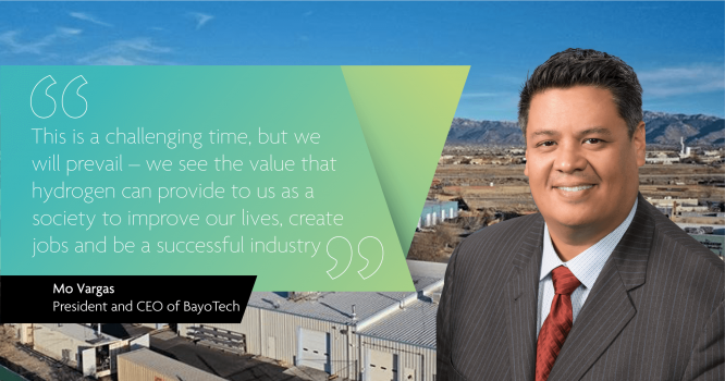 BayoTech: A challenging time, but we will prevail