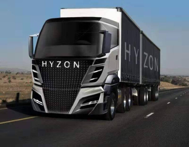 Ardour Capital invests in Hyzon Motors