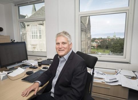 Nils Røkke: Recognise hydrogen as a climate neutral solution