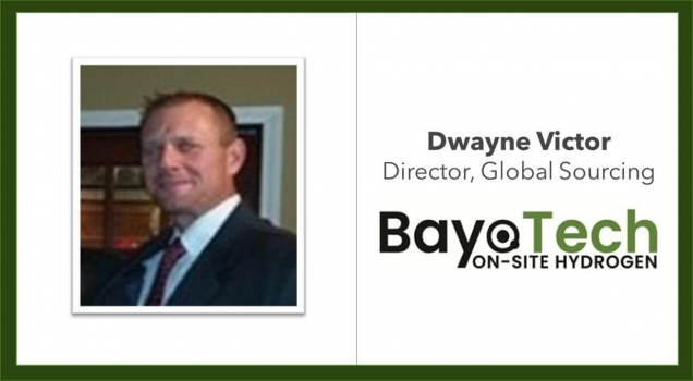BayoTech makes new appointment