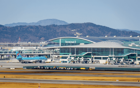 Partnership to establish hydrogen station and buses at Incheon Airport