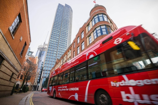 New project to deploy 100 hydrogen buses in Australian cities