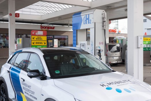 Germany opens 83rd hydrogen station