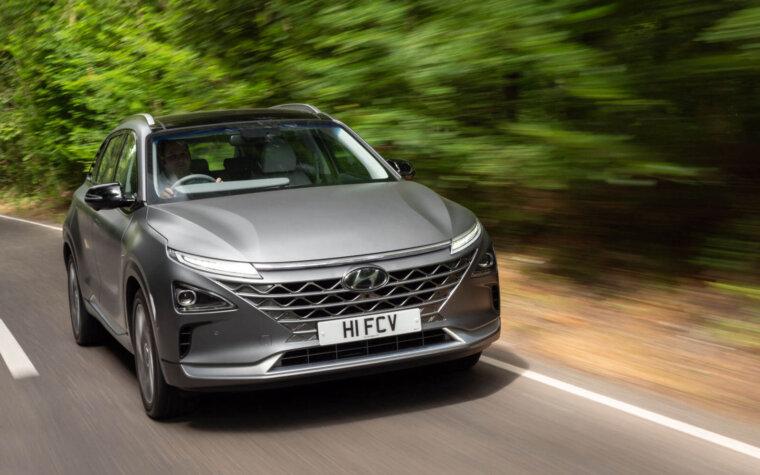 Hydrogen-powered Nexo see huge surge in sales in North America