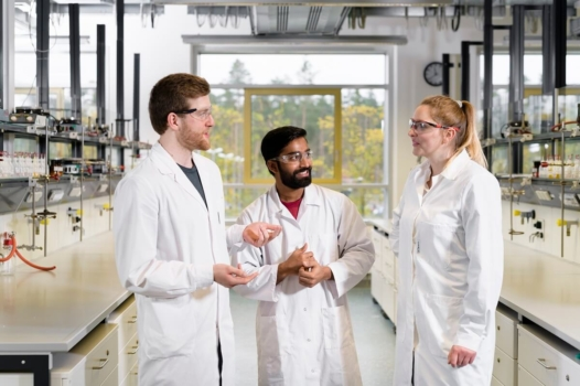 Bavarian universities join forces in hydrogen research