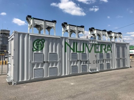 Nuvera: High-performance power systems for decarbonised transport